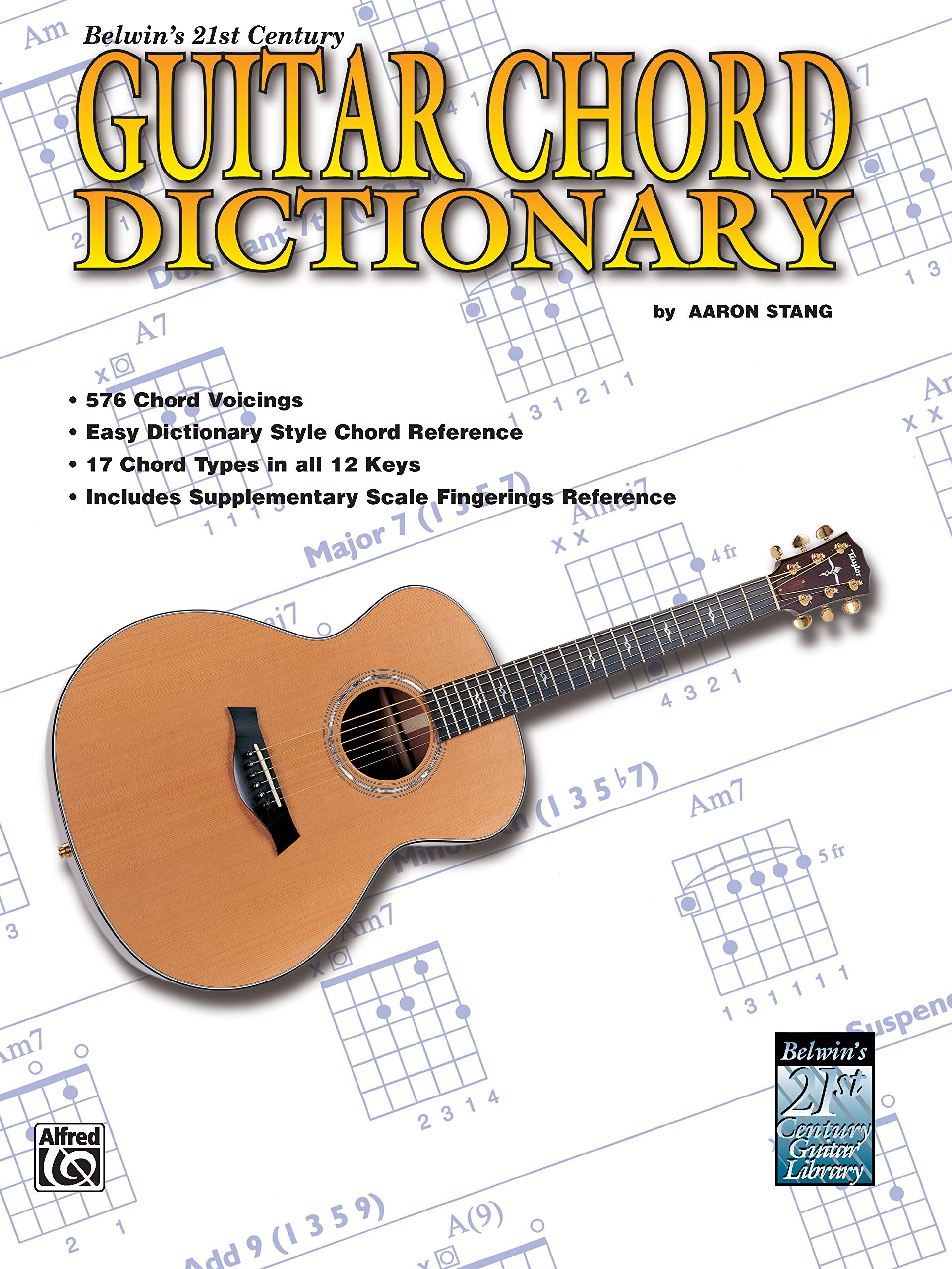 21st Century Guitar Chord Dictionary 21st Century Guitar Course ...