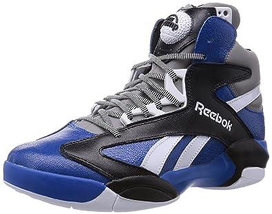 ab5245917aa4a Reebok - Shaq Attaq, Blue, 39 EU: Amazon.co.uk: Shoes & Bags