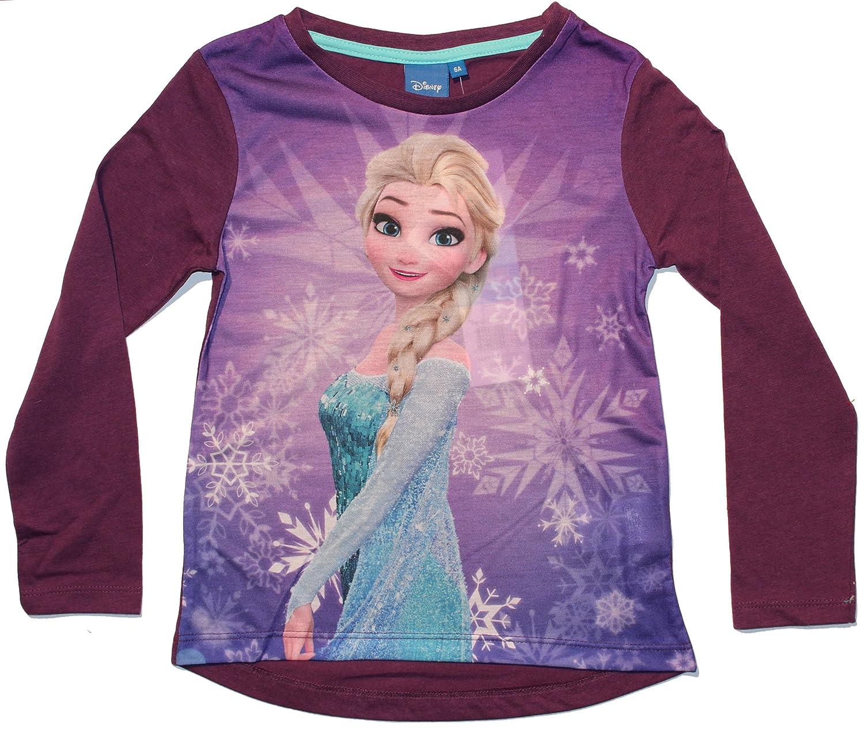 Frozen - Die Eiskönigin - Maglia a Manica Lunga - Ragazza