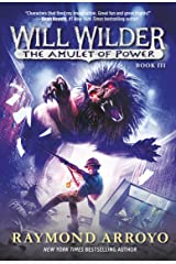 Will Wilder #3: The Amulet of Power Kindle Edition