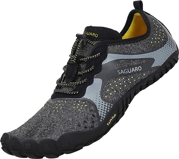 SAGUARO Chaussures de Fitness Trail Running Homme Femme Chaussures Minimalistes Chaussons Aquatiques Outdoor & Indoor Chaussures de Sport