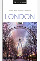 DK Eyewitness London: 2020 (Travel Guide) Kindle Edition
