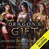 Dragon's Gift: The Complete Trilogy: A Reverse Harem Fantasy