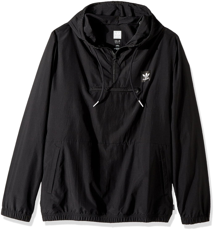 0cbe7124baec adidas Originals Men s Skateboarding Hip Packable Jacket at Amazon Men s  Clothing store