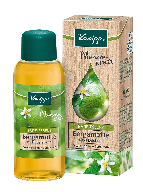 Kneipp bagno di essenza Pianta Kraft Bergamotto, confezione da (3X 100ML) 914833