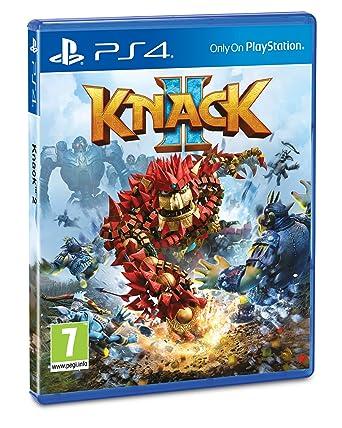Knack 2 Playstation 4 Amazon De Games