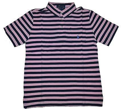 674f96191ab18 Amazon.com  Polo Ralph Lauren Boys (8-20) Short Sleeve Mesh Polo ...