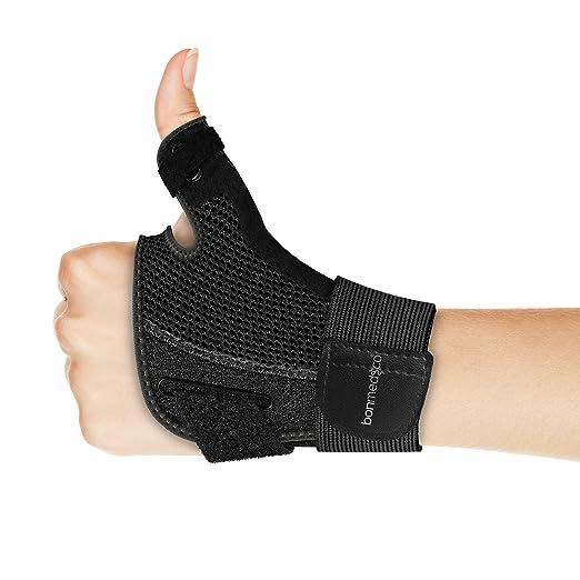 67 opinioni per Bonmedico® Forte Polsiera flessibile con stecca, per proteggere le articolazioni