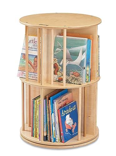 Jonti-Craft Book-Go-Round Kid Bookshelf