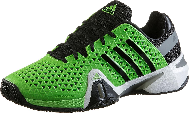 Adidas Performance – Zapatillas de Tenis para Hombre, Verde neón: Amazon.es: Deportes y aire libre