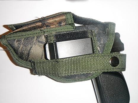 DAVIS P32 SECURITY,807 INSIDE PANTS,LAW ENFORCEMENT Concealed GUN Holster