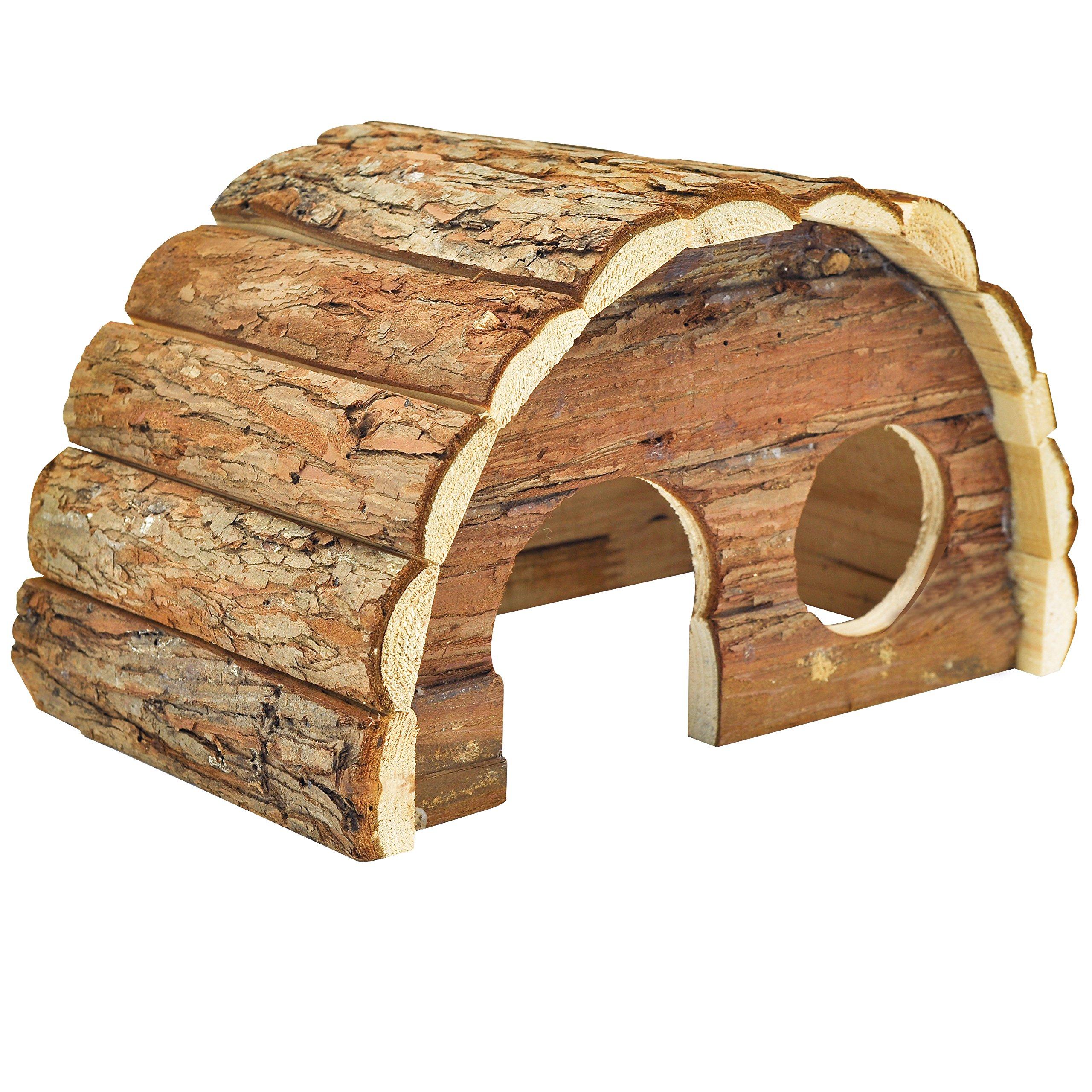 Niteangel Natural Wooden Houses (9.8'' x 6.3'' x 5.9'')