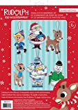 Dimensions Needlecrafts 70-08958 Dimensions Rudolph