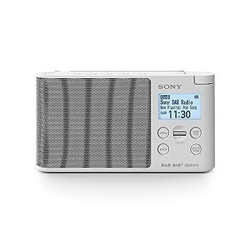 Sony XDR-S41D Digitalradio (DAB+, FM, RDS, Wecker): Amazon.de ...