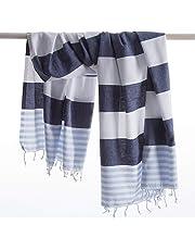 Marina Pestemal turco toalla de baño y playa – certificado Oeko-Tex Standard Certificat –