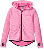 Avalanche Girls' Little Hooded Full Zip