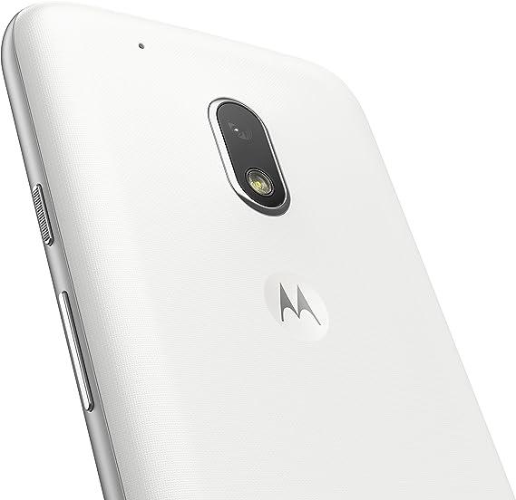 Motorola XT1604 Moto G Play4th Gen LTE 16GB White movil Libre ...