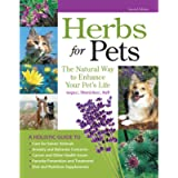 Herbs for Pets: The Natural Way to Enhance Your Pet's Life (CompanionHouse Books) A-Z Guide to Medicinal Plants…
