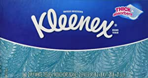 Kleenex 2-Ply 160 Count - Individual Box