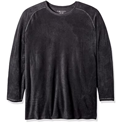 Fruit of the Loom Men's Premium Stretch Fleece Baselayer Top at Men's Clothing store