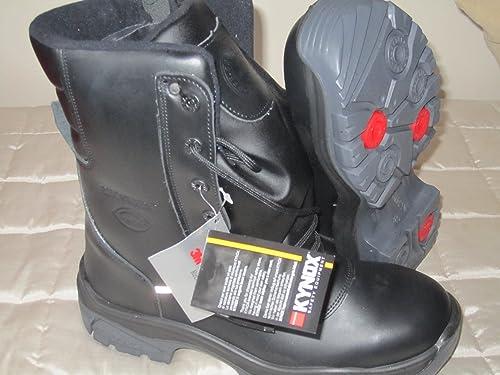 Kynox Mariners Calf Safety Boot Black