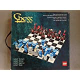 Lego G678 Chess Knights - Schachspiel aus Lego im Ritterstil