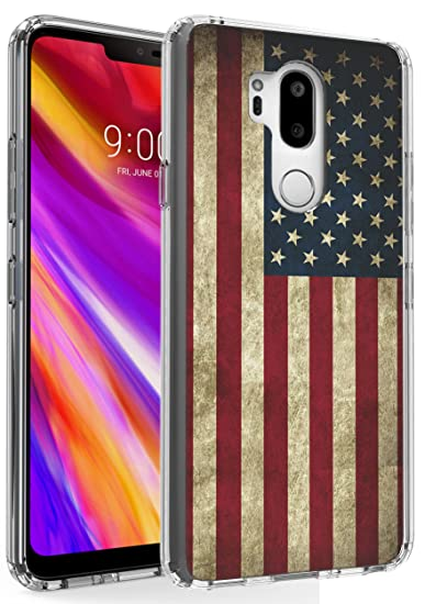 Amazon Com Lg G7 Thinq Case Ailiber Stars Stripes United States