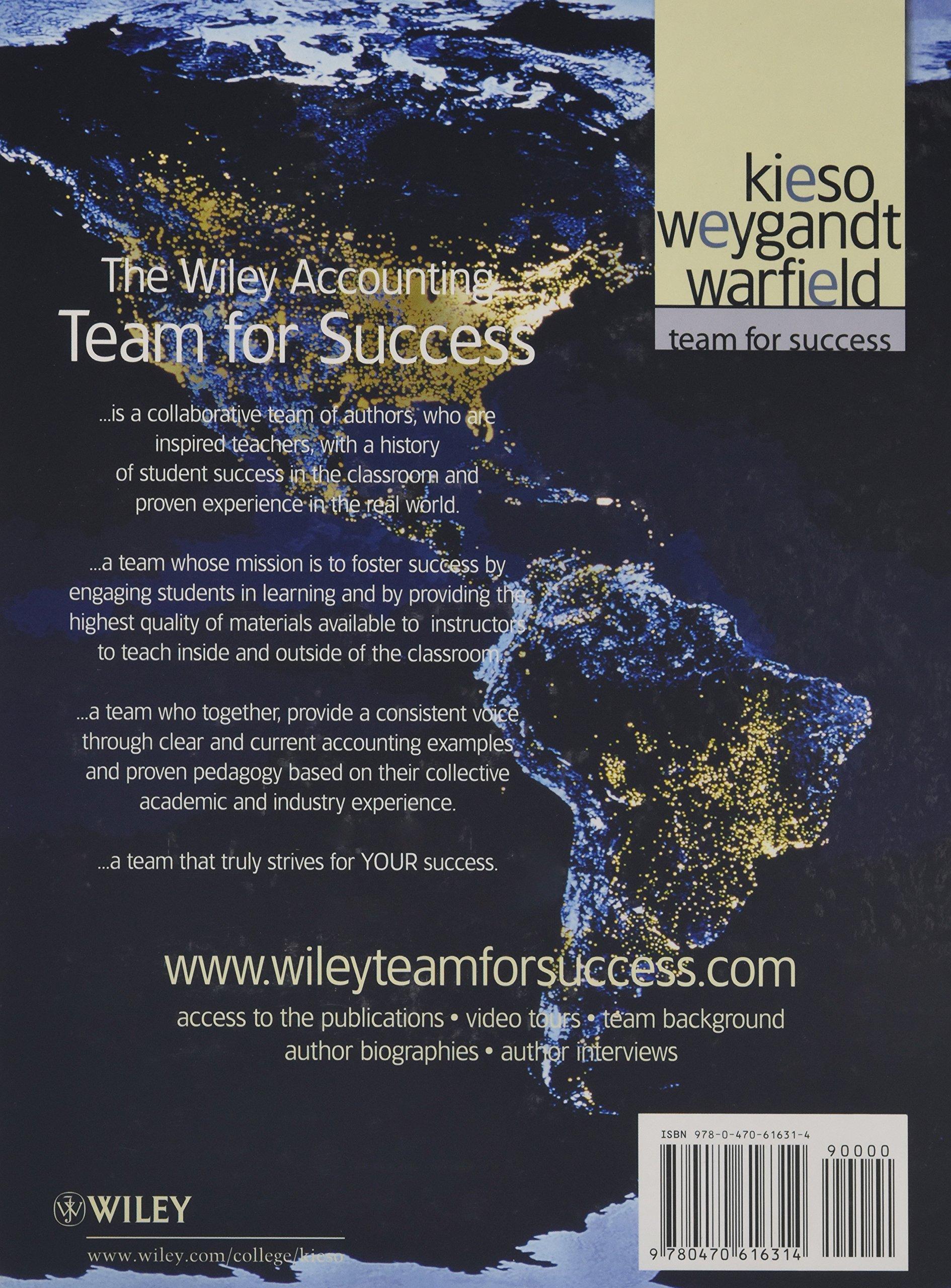 Intermediate Accounting: Volume 2. IFRS Edition: Amazon.de: Donald E ...