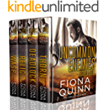 Uncommon Enemies Boxed Set (Iniquus Security Book 3)