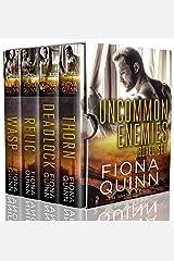 Uncommon Enemies Boxed Set (Iniquus Security Book 3) Kindle Edition