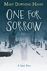 One for Sorrow: A Ghost Story Kindle Edition