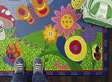 Flagship Carpets CE419-12W Cutie Bugs, Children's