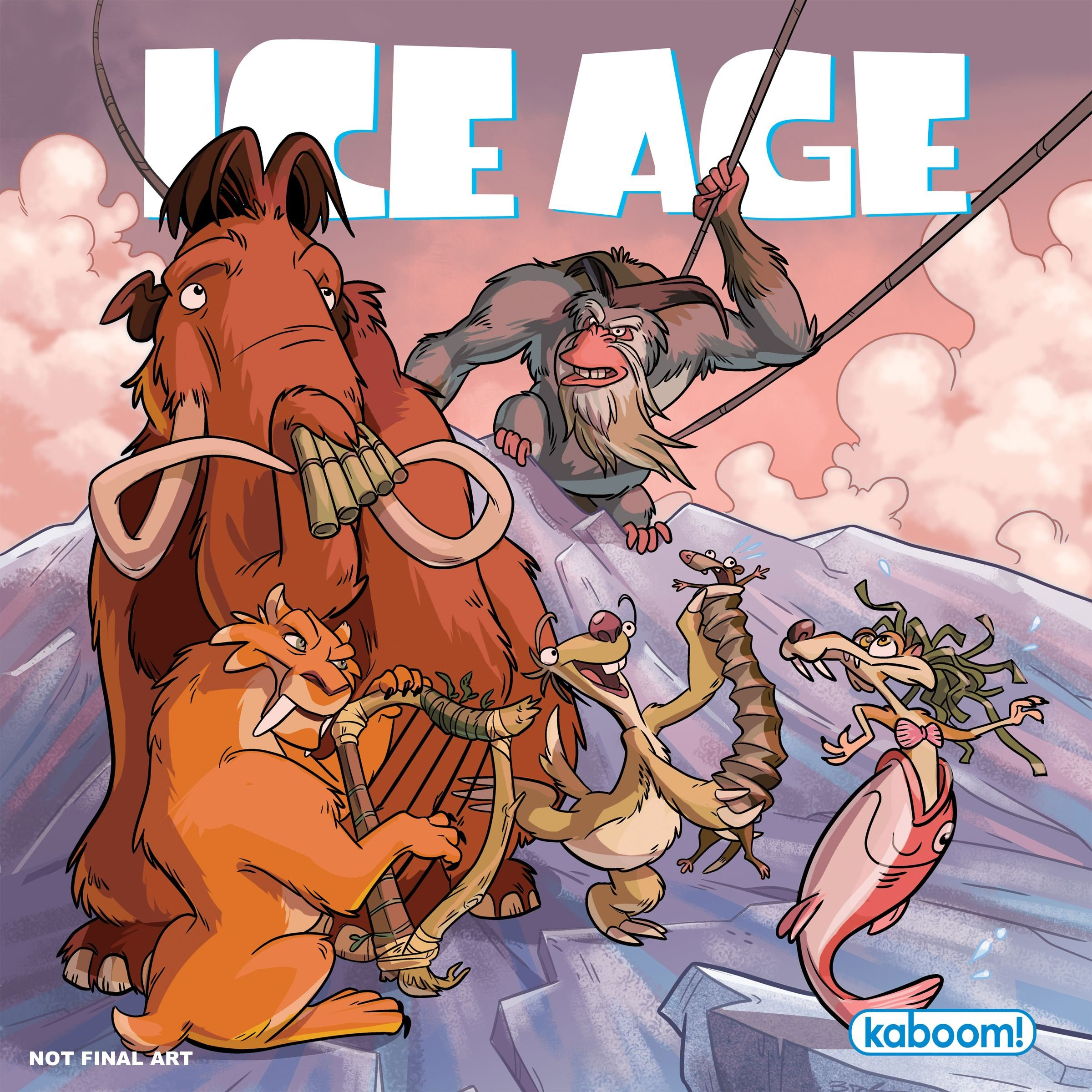 Read Online Ice Age: Where There's Thunder pdf epub