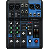 Yamaha MG06X 6-Channel Mixing Console with Built-In FX