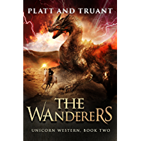 The Wanderers (Unicorn Western Book 2) book cover