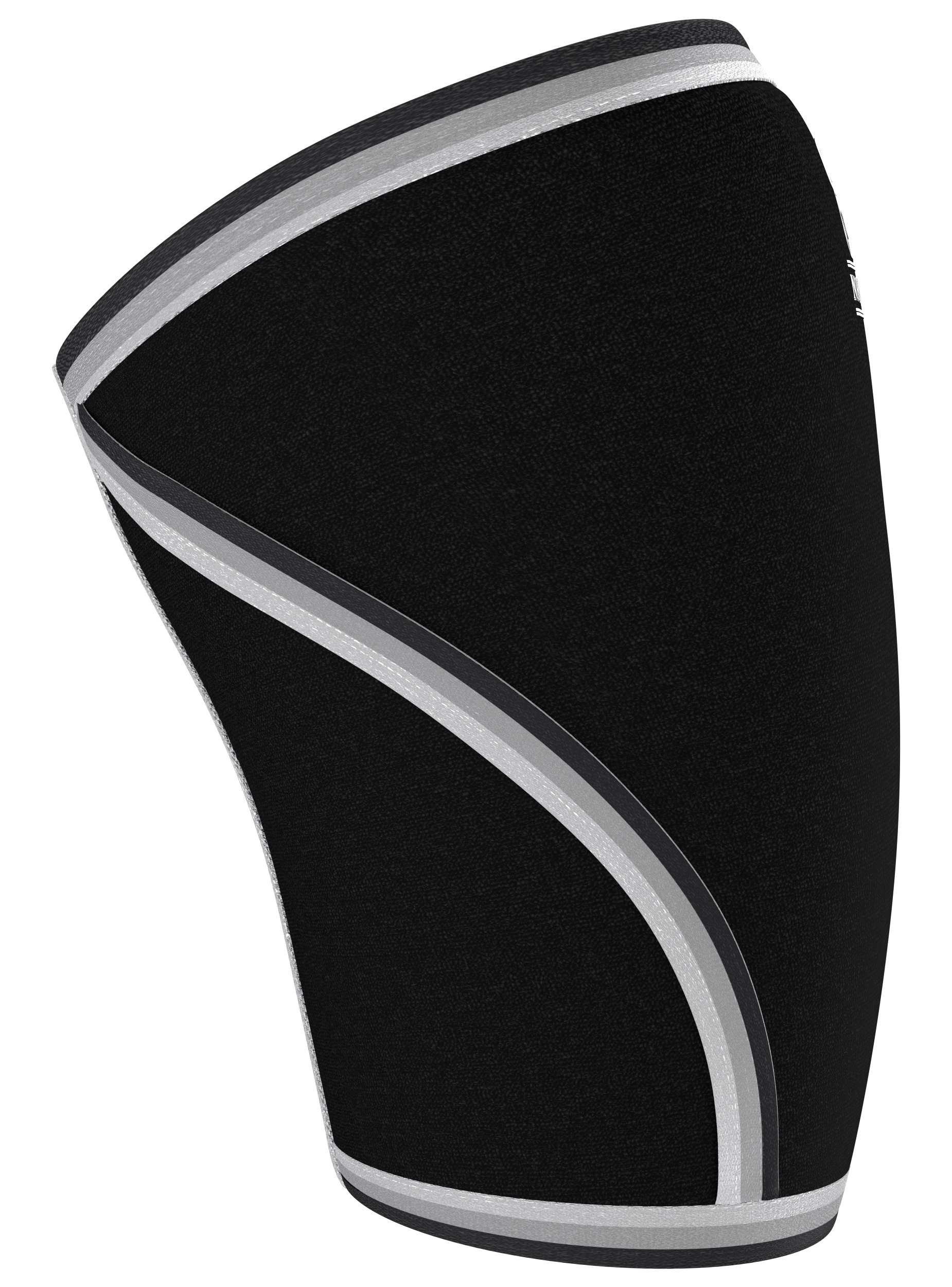 Nordic Lifting Knee Sleeves (1 Pair) Support & Compression for The Best Squats, 7mm Neoprene X-Small by Nordic Lifting (Image #8)
