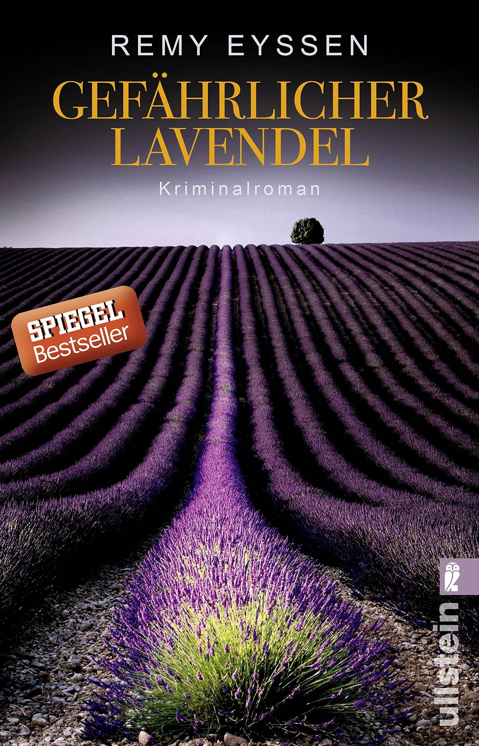 Gefährlicher Lavendel: Leon Ritters dritter Fall (Ein-Leon-Ritter-Krimi, Band 3)