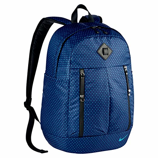 Amazon.com  Womens Nike Auralux Backpack school bag 19H x 13W x 7D ... bb00996fd7