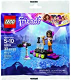 LEGO Friends 30205 Pop Star New Set with Andrea (bagged) new 2015