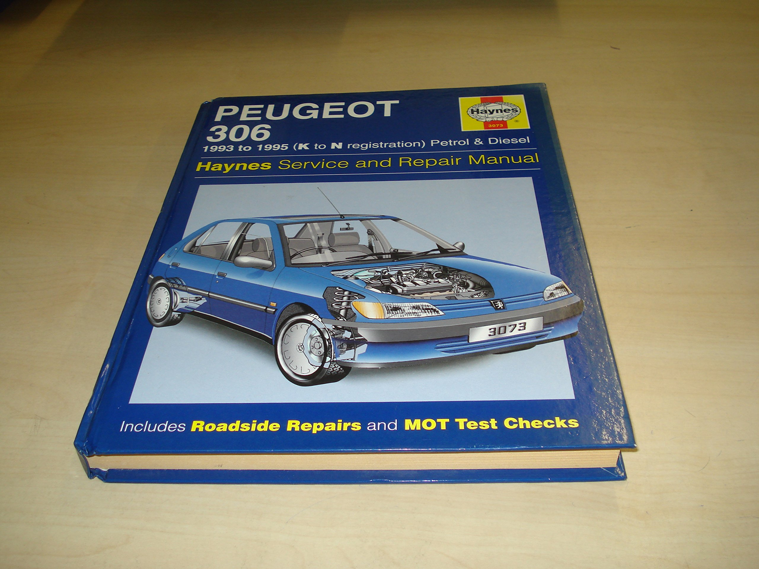 peugeot 306 service and repair manual haynes owners workshop rh amazon com Peugeot 406 Coupe Peugeot 406 Coupe