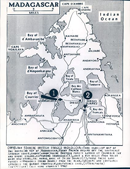 Amazon.com: 1942 Wire Photo WW2 Era Map British Madagascar ... on map of northern oceans, map of northern thailand, map of northern europe, map of northern greenland, map of northern france, map of northern us & canada, map of northern russia, map of northern brazil, map of northern egypt, map of northern lebanon, map of northern yellowstone, map of northern uk, map of northern south america, map of northern fiji, map of northern new guinea, map of northern jordan, map of northern saudi arabia, map of northern ukraine, map of northern caribbean, map of northern united states of america,