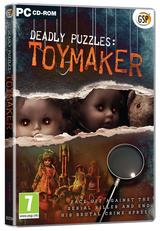 Deadly Puzzles: ToyMaker (PC CD) (輸入版) B00MLTGI5E Parent