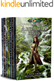Tales of the Feisty Druid Omnibus (Books 1-7): (The Arcadian Druid, The Undying Illusionist, The Frozen Wasteland, The…