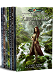 Tales of the Feisty Druid Omnibus (Books 1-7): (The Arcadian Druid, The Undying Illusionist, The Frozen Wasteland, The Deceiver, The Lost, The Damned, Into The Maelstrom) (English Edition)
