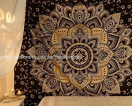 Amazon Com Popular Handicrafts Kp769 Queen The Passion Gold Ombre