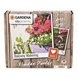 Gardena Fully Automatic Flower Box Watering - houseware accessories & supplies (Multicolour, Plastic)