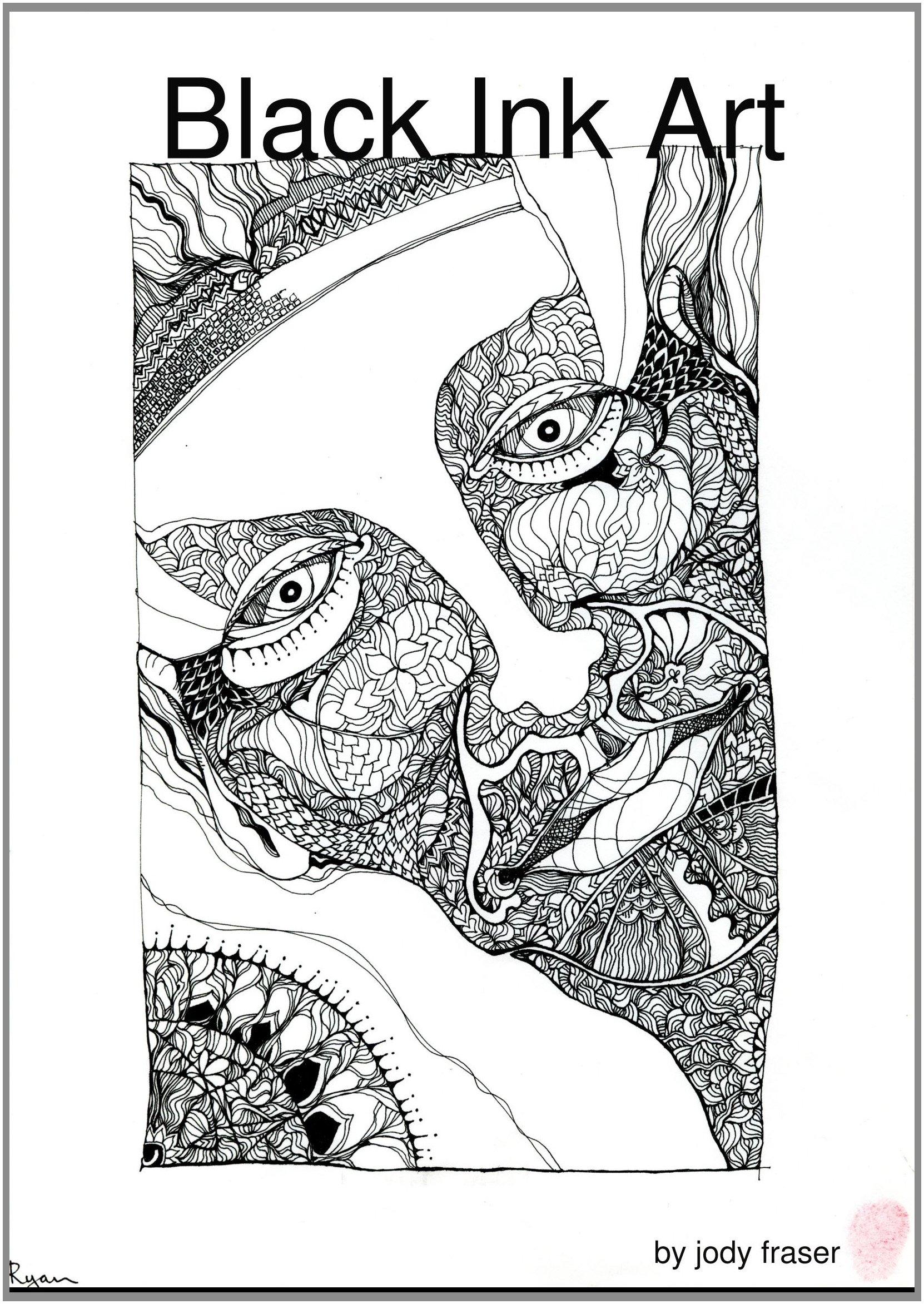 Read Online Black Ink Art ebook