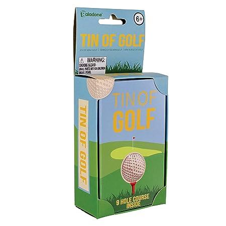 Amazon.com: Paladone Emporium pp4328 lata de golf: Toys & Games