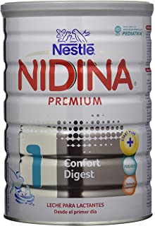 NESTLÉ NIDINA CONFORT DIGEST 1 - Desde el primer día - Leche para lactantes en polvo