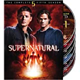 Supernatural: The Complete Fifth Season [Import]